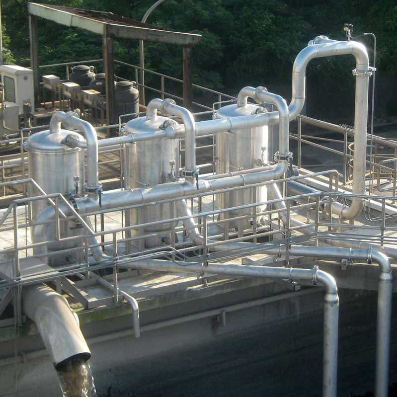 Convert Green - Trattamento acque reflue